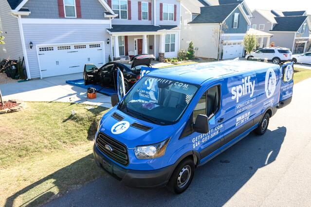 Spiffy Mobile Car Wash & Detailing - The car wash comes to you!