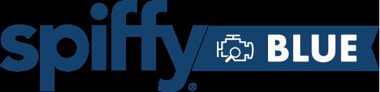Spiffy Blue Logo