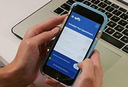Spiffy Mobile App