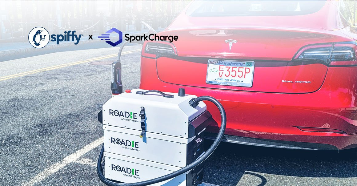 sparkCharge-responsive